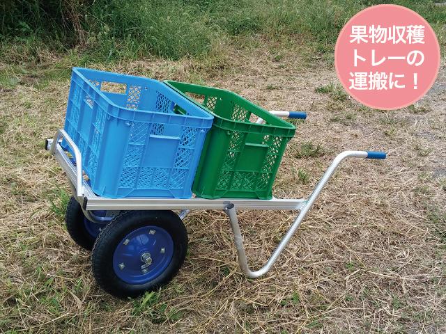 らくりんくんコンテナ2列(品番KTC1010A)